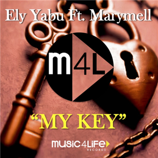 My Key - Nova música de Ely Yabu Ft. Marymell